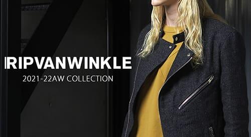 RIPVANWINKLE 21-22AW Collection