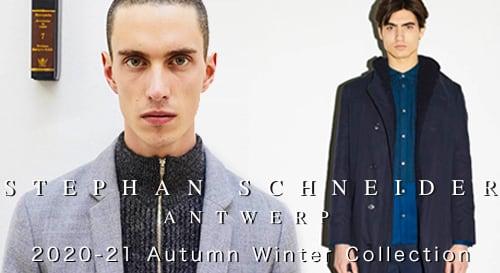 Stephan Schneider 2020-21AW collection