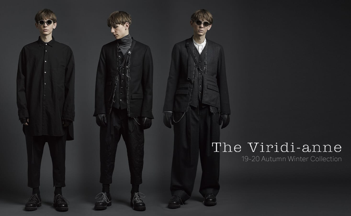 The Viridi-anne 2019-20AW Collection