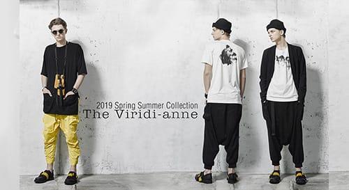 The Viridi-anne(ヴィリディアン) 2019SS(春夏) コレクション