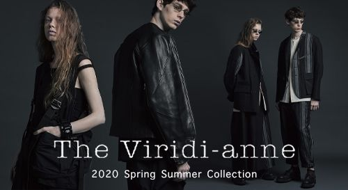 The Viridi-anne 2020SS Collection