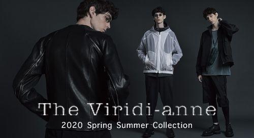 The Viridi-anne(ヴィリディアン) 2020SS(春夏) コレクション