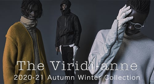 The Viridi-anne 2020-21AW collection