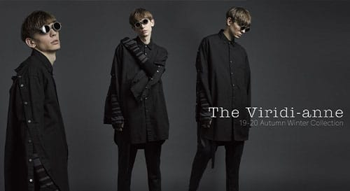 The Viridi-anne 2019 Spring Summer Collection