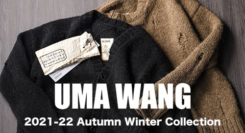 UMA WANG 2021-22 AW Collection