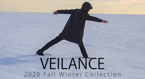 ARC'TERYX VEILANCE 2020-21AW collection