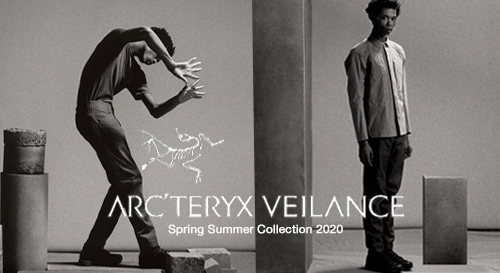 ARC'TERYX VEILANCE 2020SS Collection