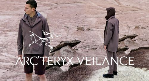 ARC'TERYX VEILANCE 2020SS(春夏) コレクション
