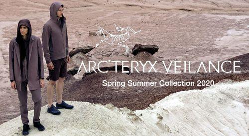 ARC'TERYX VEILANCE 2020SS Collection