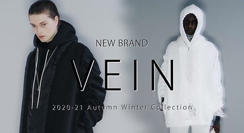 VEIN 2020-21AW collection