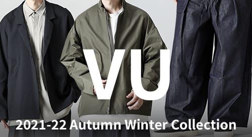 VU 21-22AW Collection