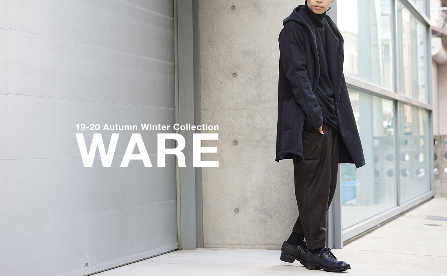 WARE 2019-20AW Collection