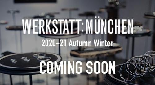 WERKSTATT:MÜNCHEN Notice of restocking