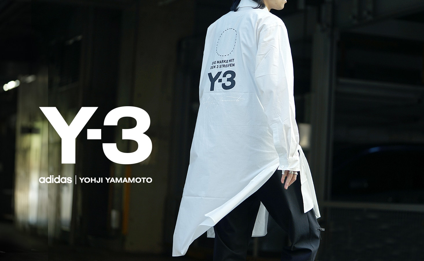 Y-3 18-19AW collection