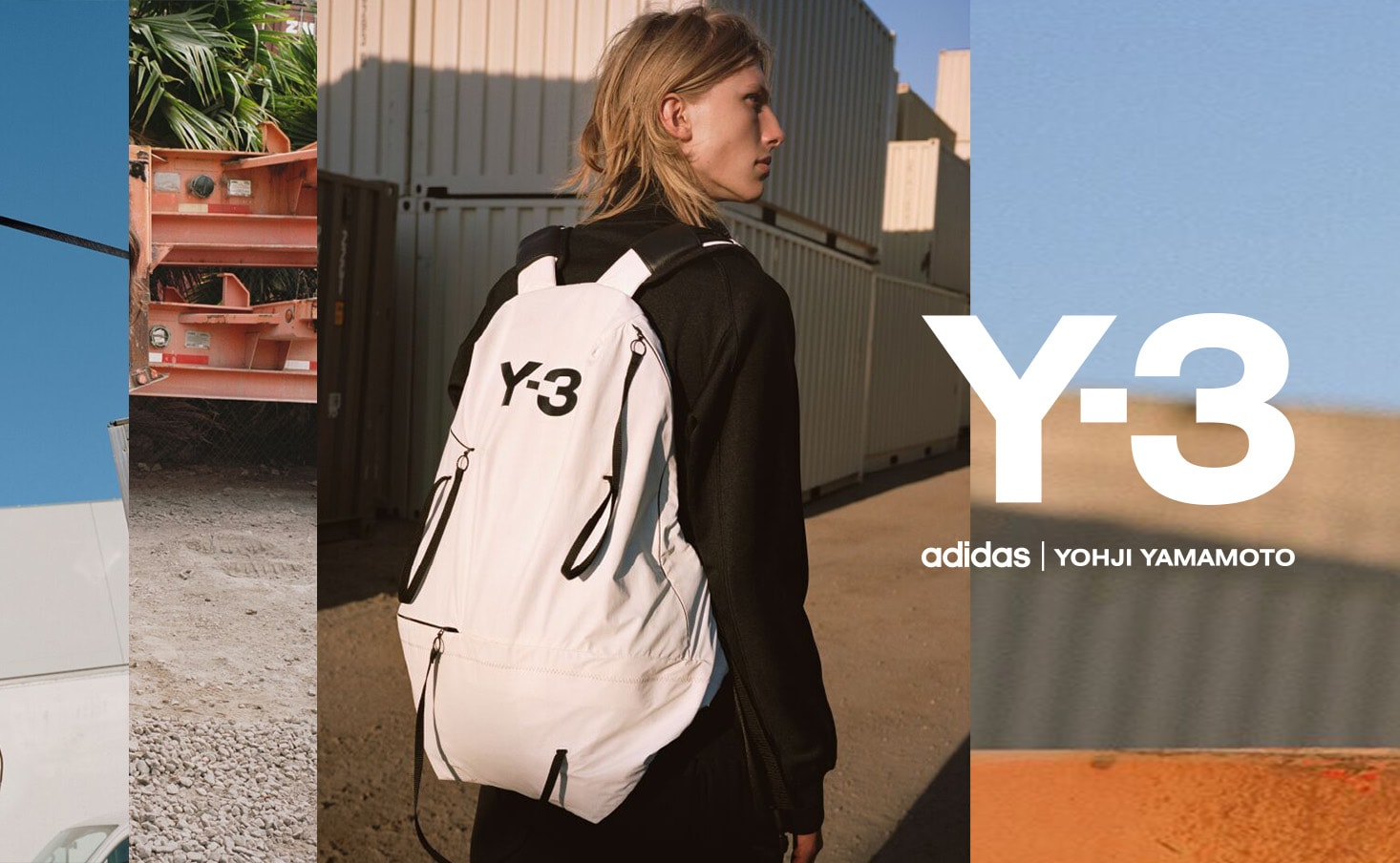 Y-3 2019SS collection