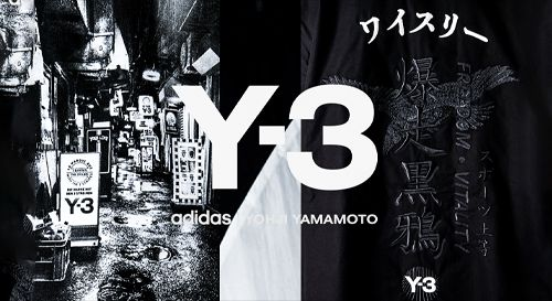 Y-3 2020SS Collection