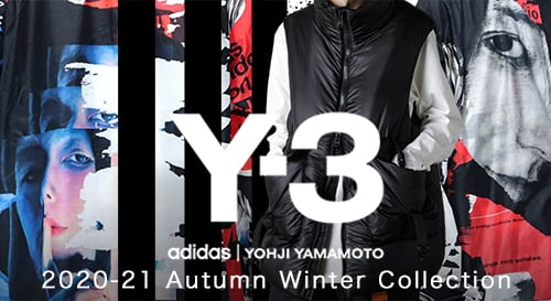 Y-3 2020-21AW collection