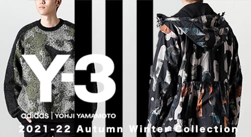 Y-3 21-22AW Collection