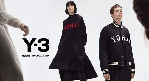 Y-3 2019-20AW Collection