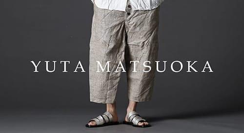 YUTA MATSUOKA(ユウタマツオカ) 2021SS(春夏)コレクション
