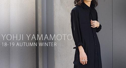 yohji yamamoto 18-19 collection
