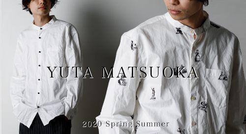 Yuta Matsuoka 2020SS Collection