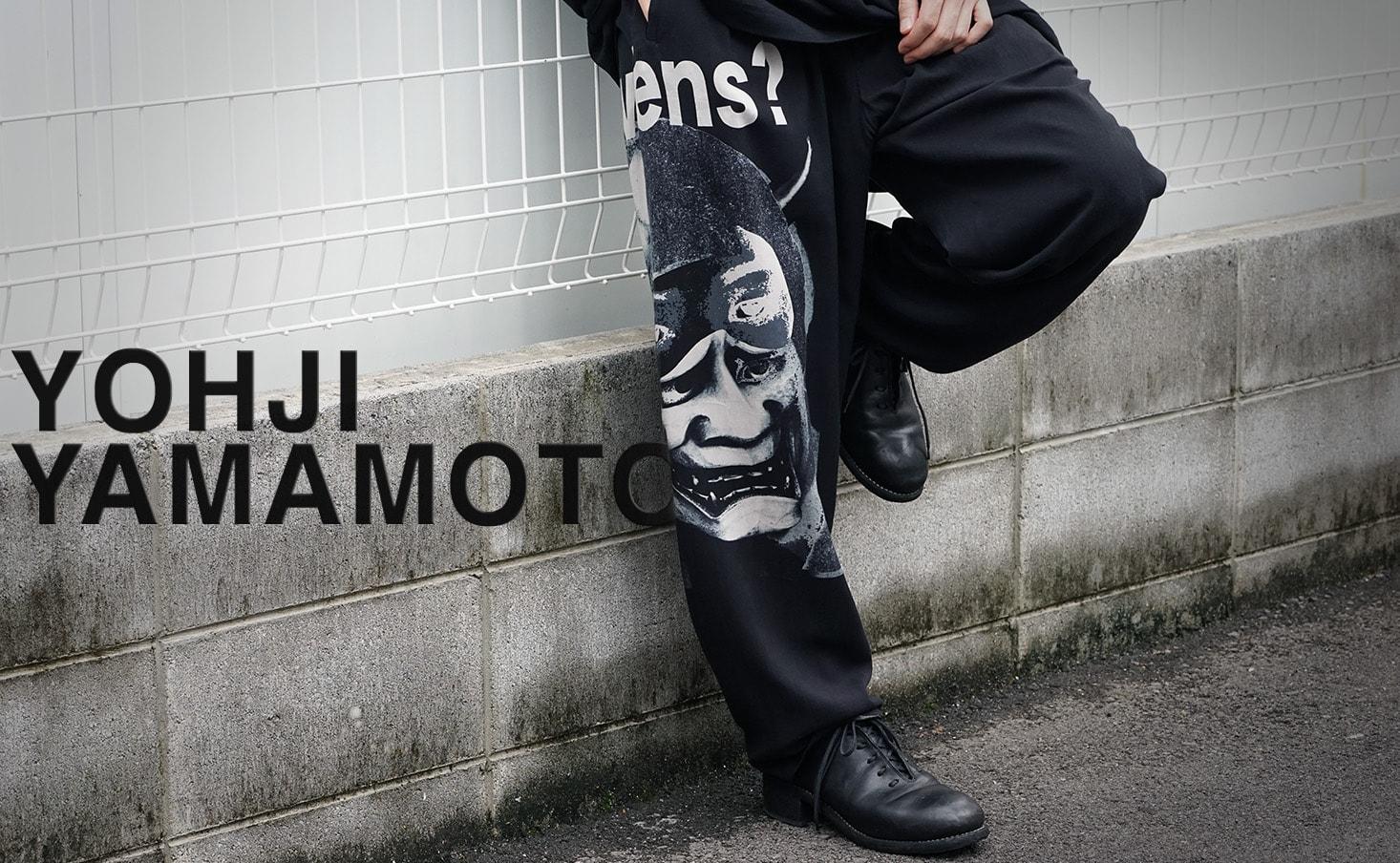 yohji yamamoto 18-19AW