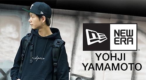 Yohji Yamamoto New era 18-19AW collection