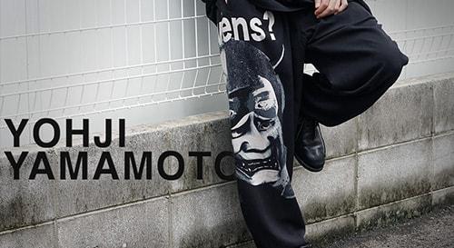 Yohji Yamamoto(ヨウジヤマモト) 2018-19AW(秋冬)コレクション