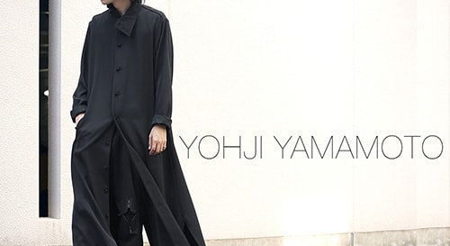 Yohji Yamamoto 18-19AW collection