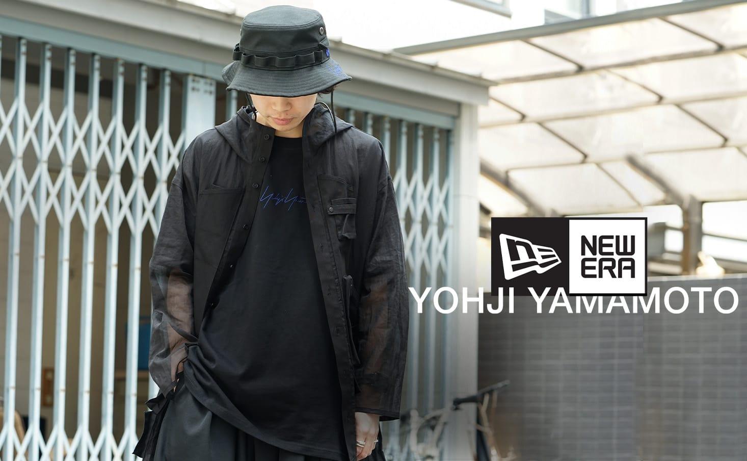 Yohji Yamamoto New Era 2019 Spring Summer Collection