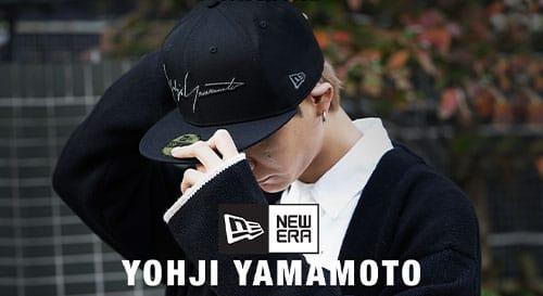 Yohji Yamamoto × NEWERA 2019-20AW Collection