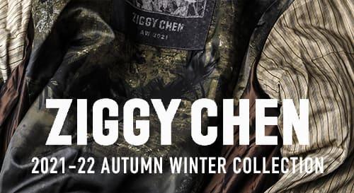 ZIGGY CHEN(ジギー チェン) 2021-22AW(秋冬)コレクション