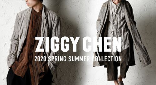 ZIGGY CHEN 2020SS(春夏) コレクション