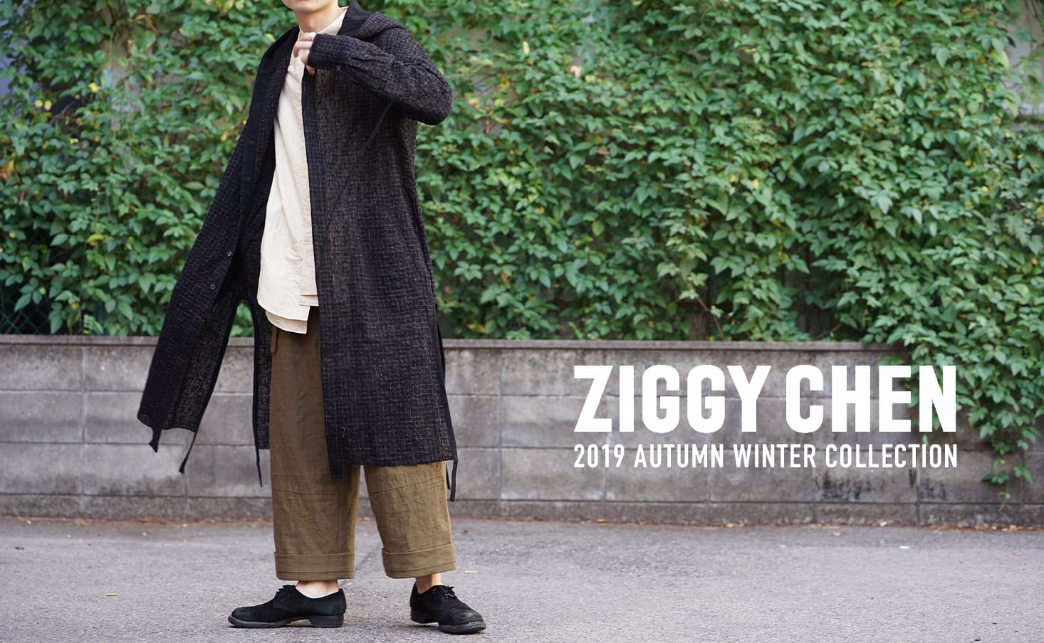 ZIGGY CHEN 2019-20AW Collection