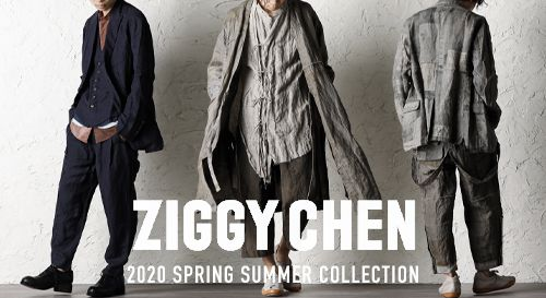 ZIGGY CHEN 2020SS Collection