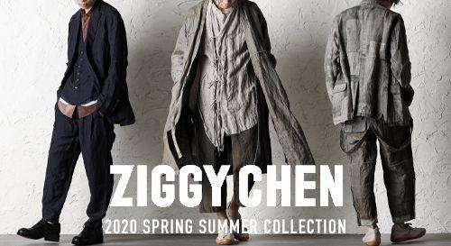 ZIGGY CHEN(ジギー チェン) 2020SS(春夏) コレクション