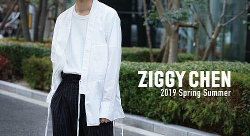 ZIGGY CHEN 2019 Spring Summer Collection