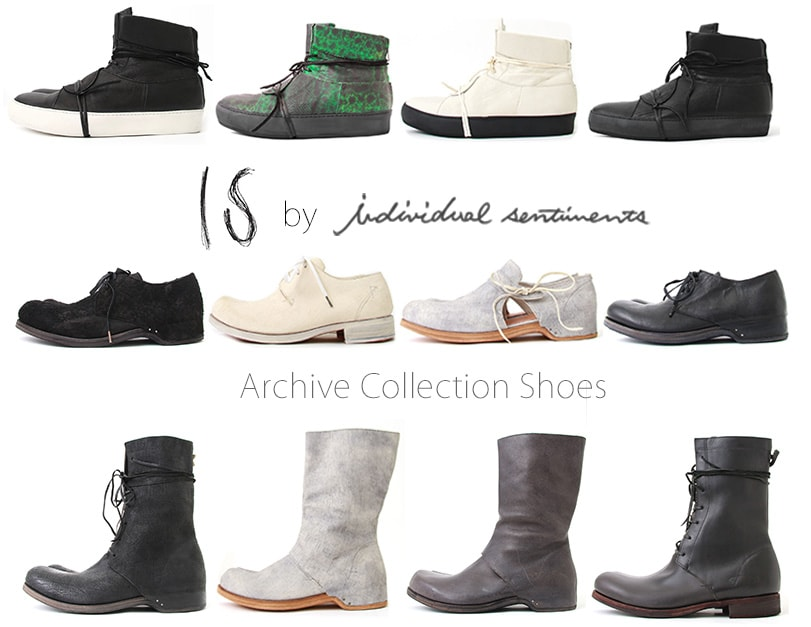 IS by individual sentiments Archive Shoes Launching Today