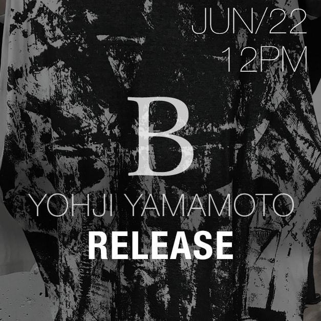 B Yohji Yamamoto 2018-19AW collection
