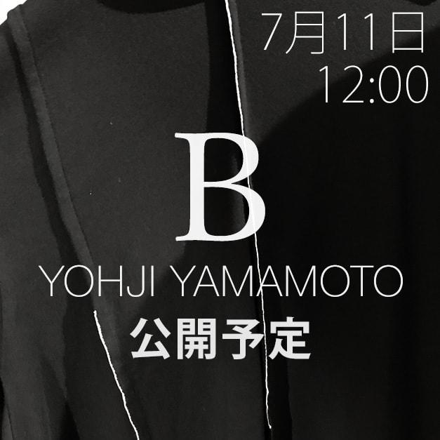 B Yohji Yamamoto (ビーヨウジヤマモト)2018-19AW(秋冬)コレクション