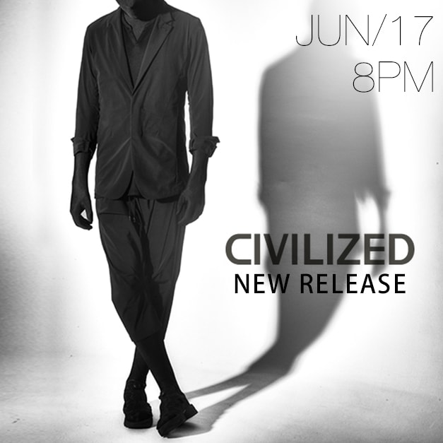 CIVILIZED 2018SS collection