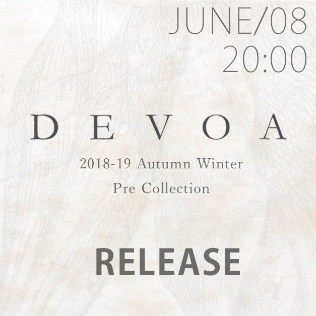DEVOA 2018-19 AW collection