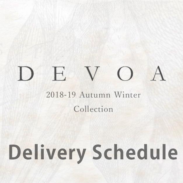 DEVOA 2018-19AW