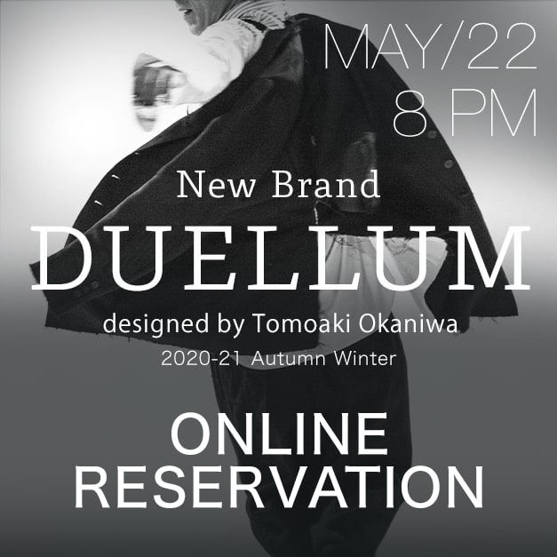 Preorders for the debut collection of [DUELLUM] will begin on May 22nd at 8pm.