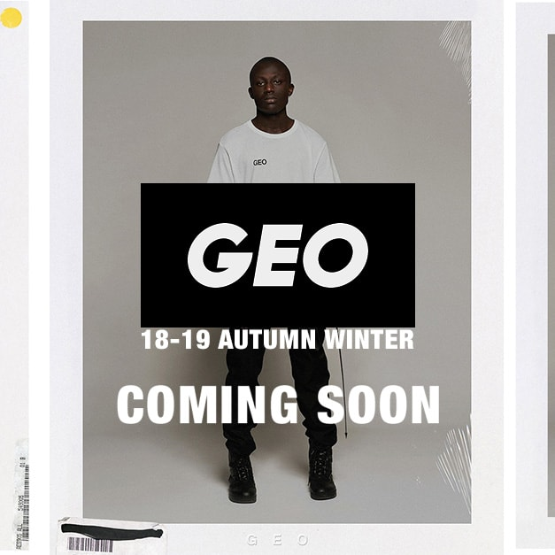 GEO18-19aw collection