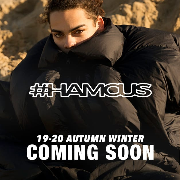 HAMCUS 19-20AW collection