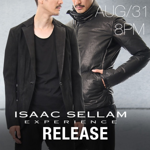 ISAAC SELLAM. 18-19AW collection