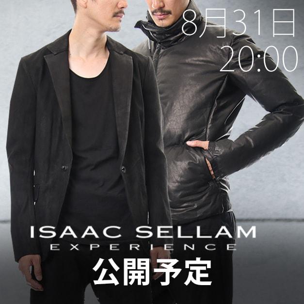 ISAAC SELLAM. 18-19AW(秋冬) コレクション