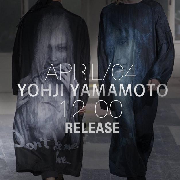 Yohji Yamamoto 18SS collection